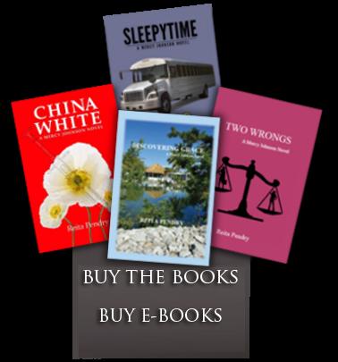 Buy Mercy Johnson novels on Amazon. Buy paperback books and Kindle E-books.